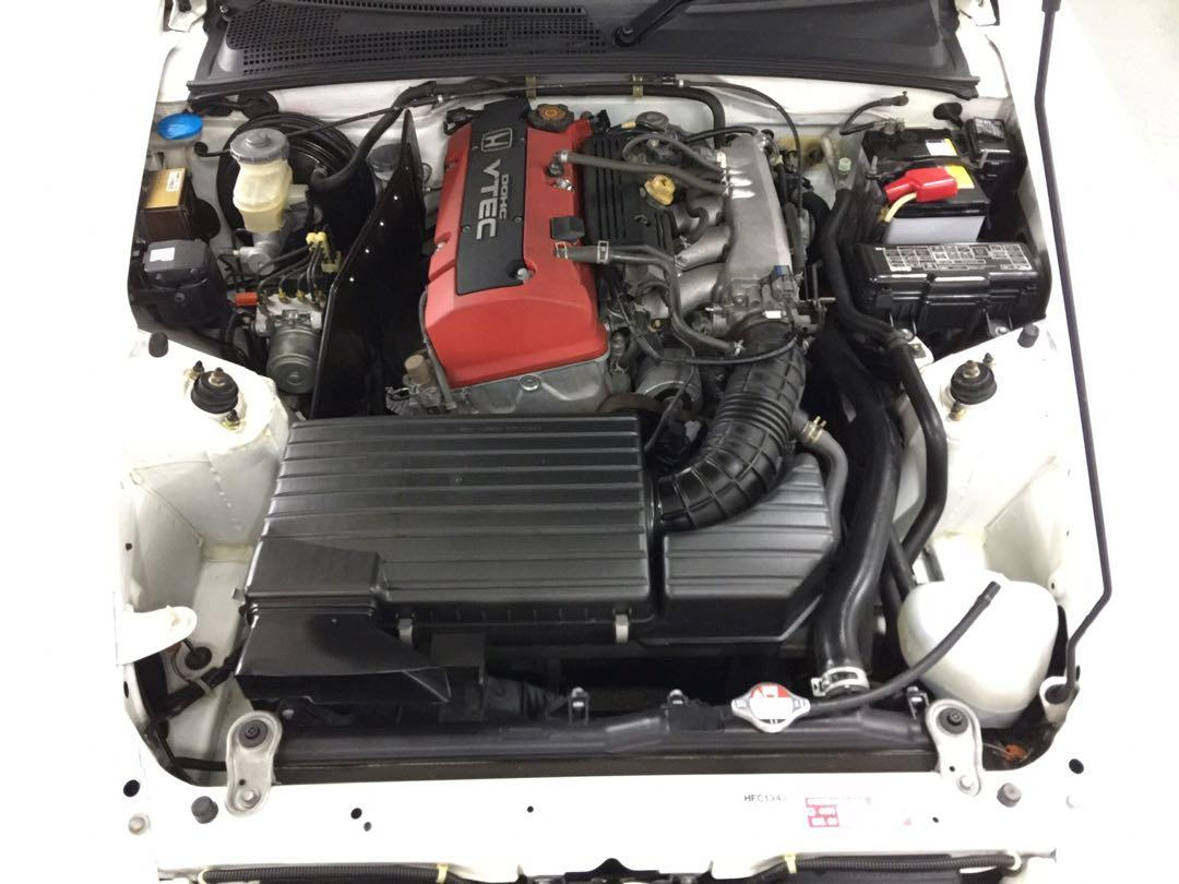 Honda S2000 AP1 Manual