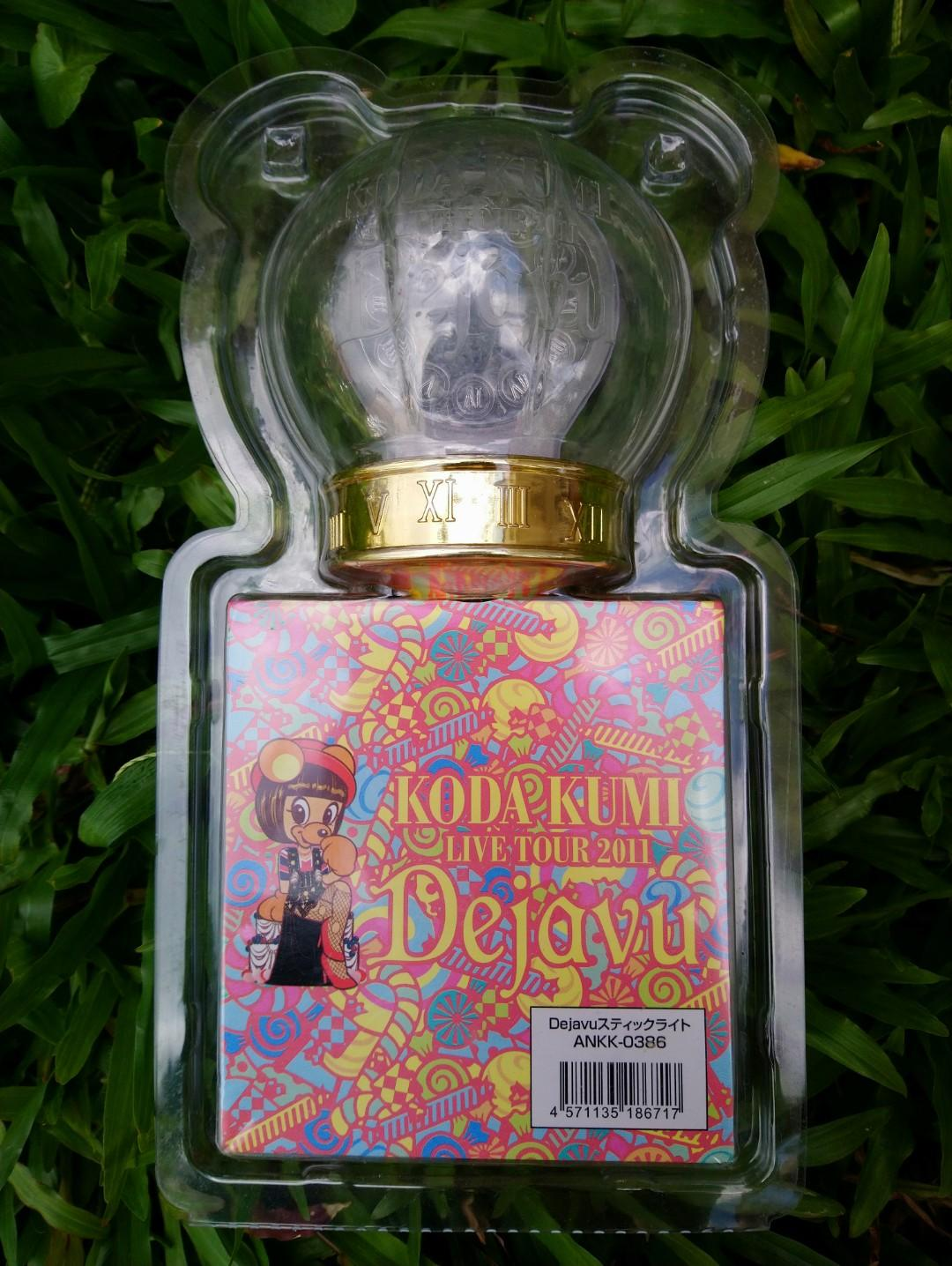 KODA KUMI/倖田來未-LIVE TOUR 2011 DEJAVU-Stick Light(Official Collectibles)-**with free Souvenir-FREE SHIPPING