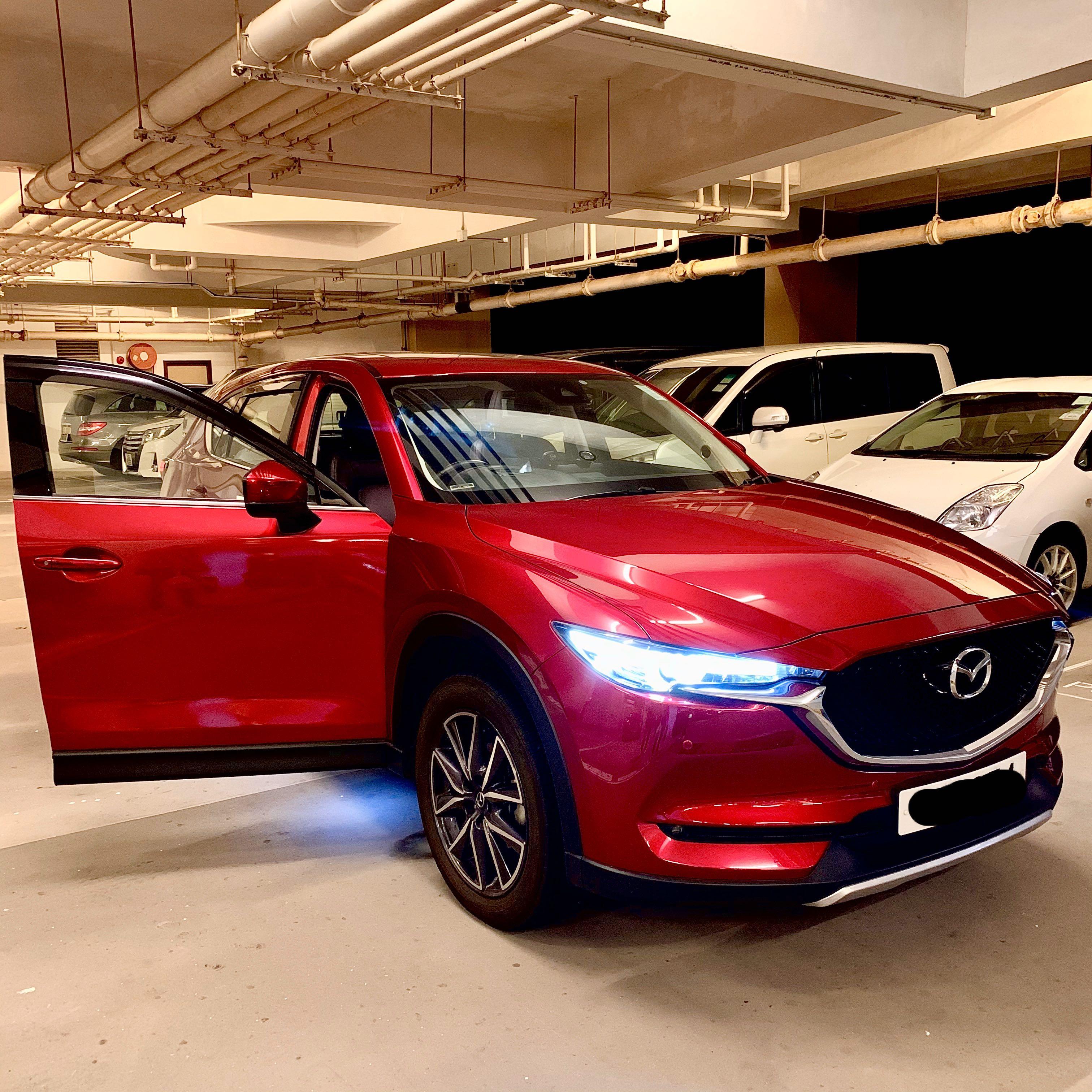 Mazda CX-5 IPLUS  Auto