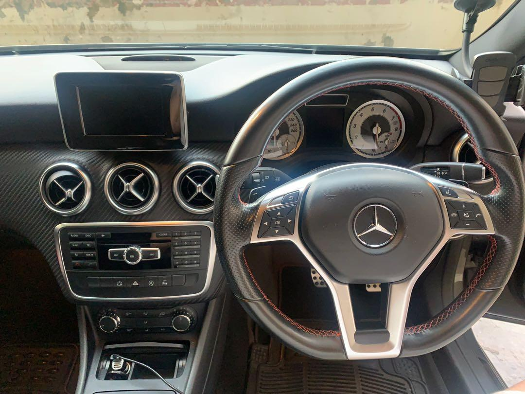 Mercedes-Benz A200 AMG Auto