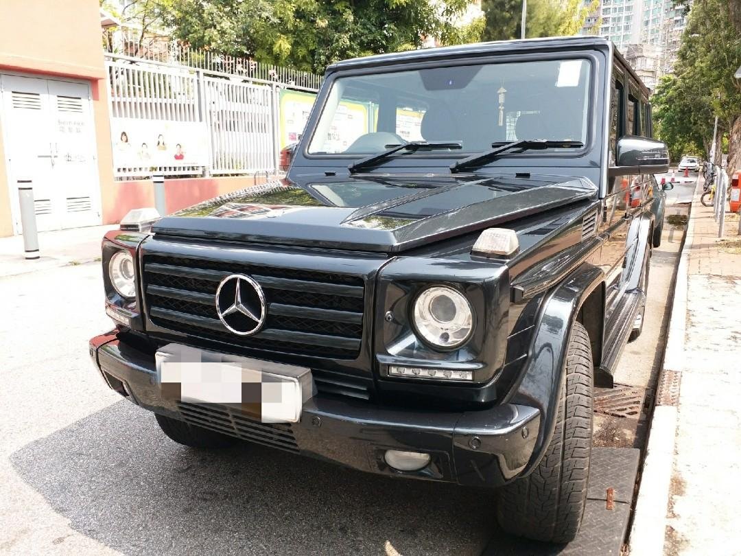 Mercedes-Benz G350 BlueTec (A)