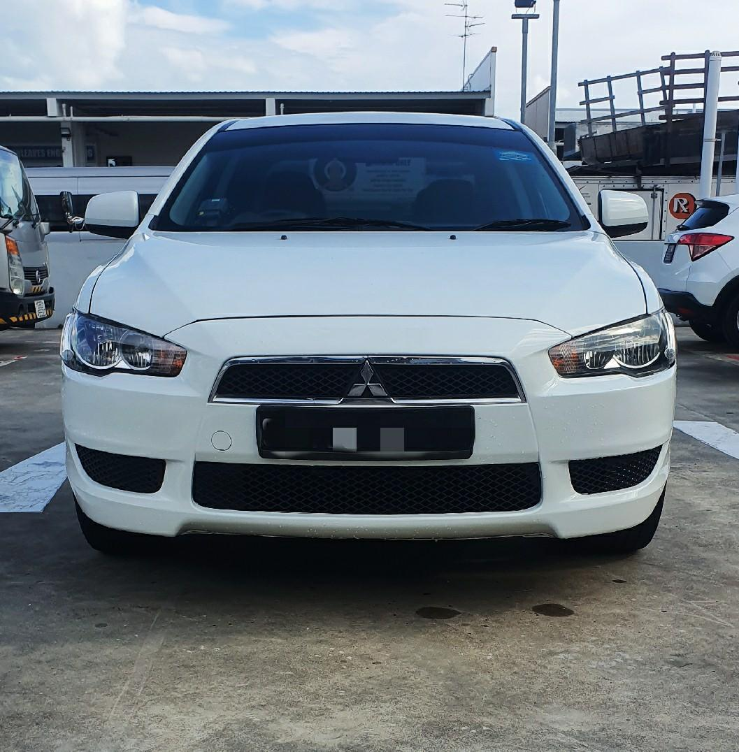 Mitsubishi Lancer 1.5A Mivec Car Rental/Leasing grab / go-jek / tada / ryde /personal use / commercial use
