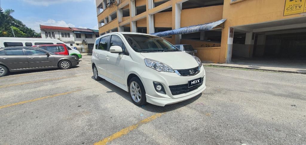 NEW | Perodua Alza - Car Rental - Kereta Sewa Murah Kuala Lumpur