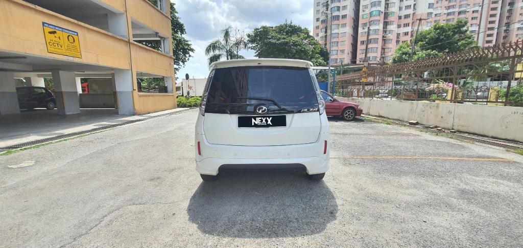 BARU | Kereta Sewa Perodua Alza SE - Kuala Lumpur Car Rental