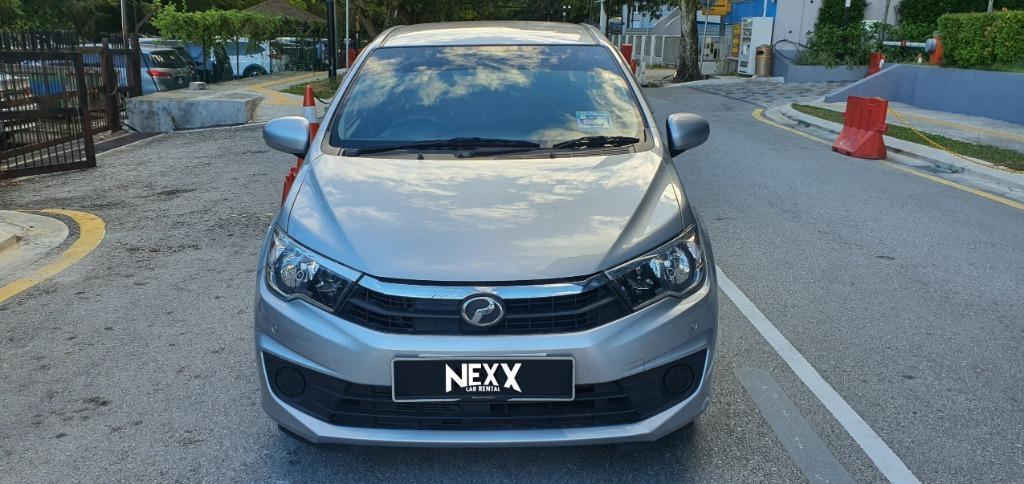 NEW | Perodua Bezza - Car Rental - Kereta Sewa Murah Kuala Lumpur