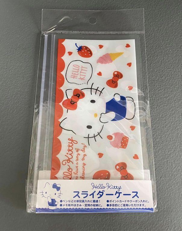New Auth Sanrio Slider Case (Hello Kitty, My Melody, Little Twin Stars)