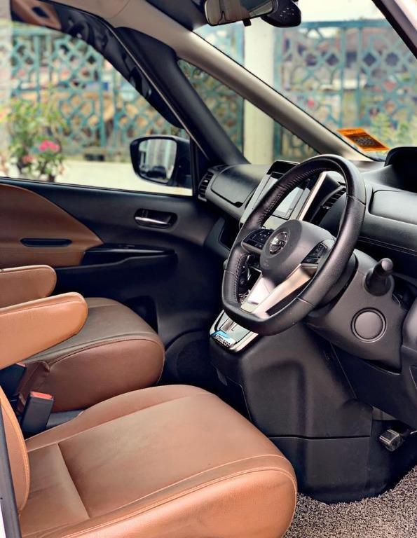 MPV - Nissan Serena Car Rental - Kereta Sewa Murah Kuala Lumpur
