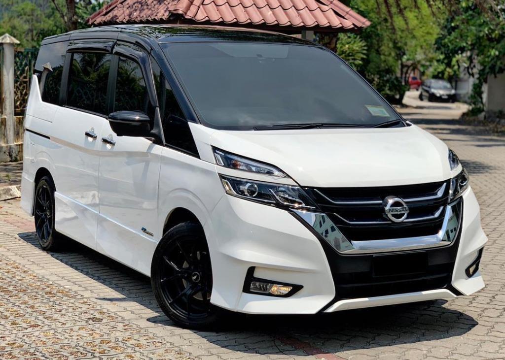 Rent - Nissan Highway Star 2.0 Car Rental - Kereta Sewa Murah Kuala Lumpur