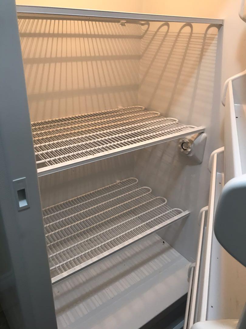 Slightly used Frigidaire 17.4 cu. ft. Upright Freezer