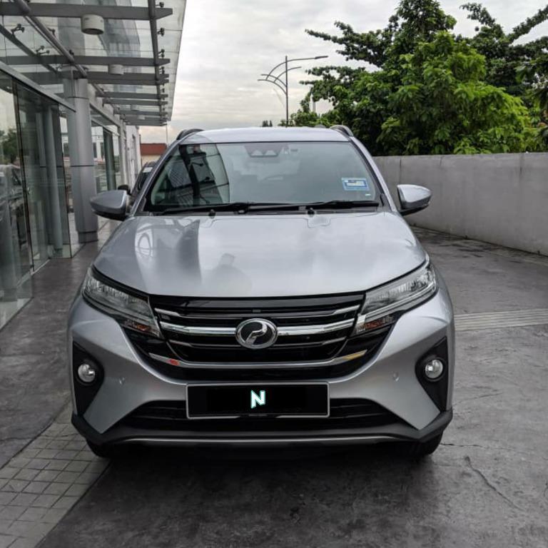 NEW   Perodua Aruz - Car Rental - Kereta Sewa Murah Kuala Lumpur