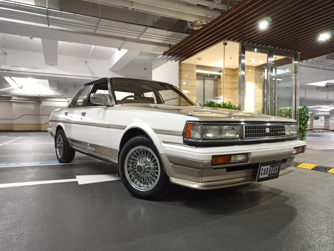 Toyota cresta X70 Auto