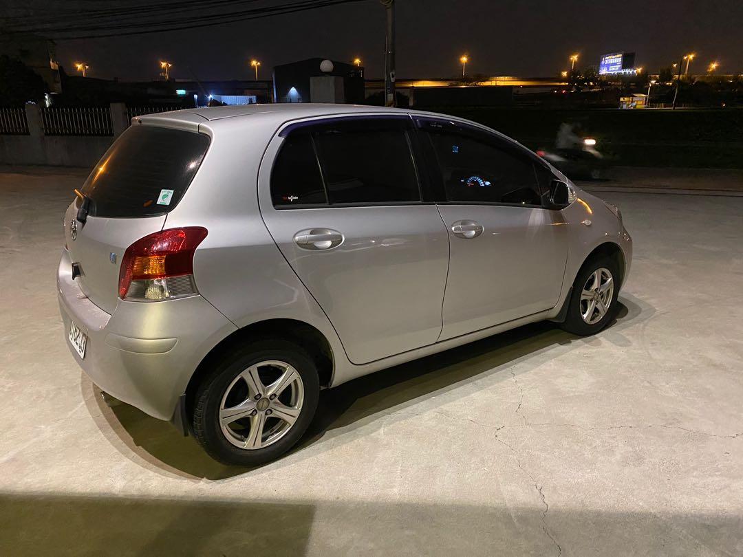 售Toyota Yaris 2011年