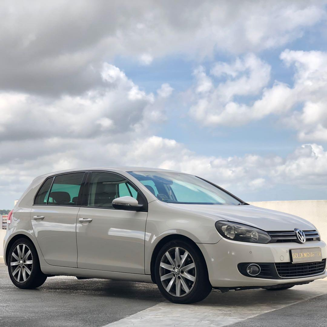 Volkswagen Golf For Rent! Private Hire or Personal Use