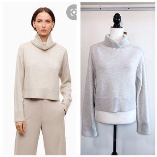 BNWT Aritzia Babaton XS Titus Sweater