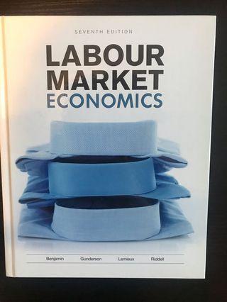 Labour Market Economics - 7th Ed