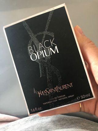 YSL Black Opium parfum