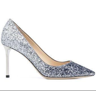 Jimmy Choo glitter shoes 亮片鞋/ 婚鞋