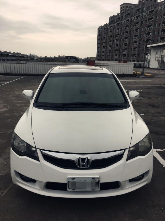 09/本田/K12/1.8cc/白