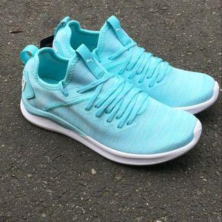 PUMA 藍綠色 慢跑鞋 運動鞋 23.5/24 #workout