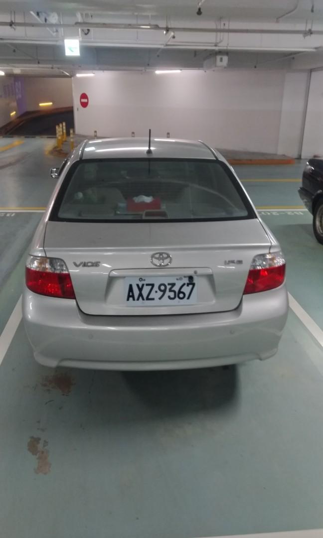2004vios二手車