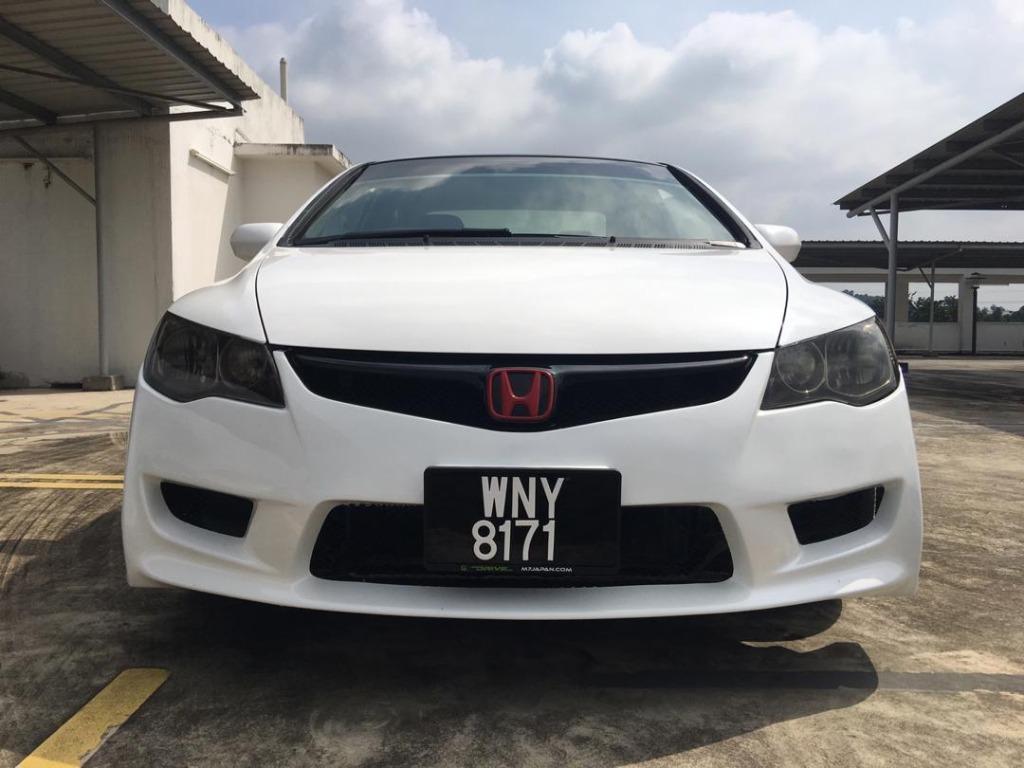 2006 Honda CIVIC 1.8 S i-VTEC (A) Loan Kedai DP 2-3 K