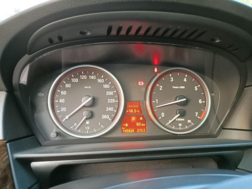 2008年 BMW 523 2.5
