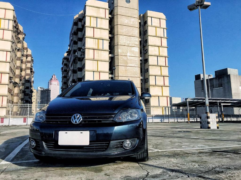 2009年 GOLF PLUS 2.0 TDI