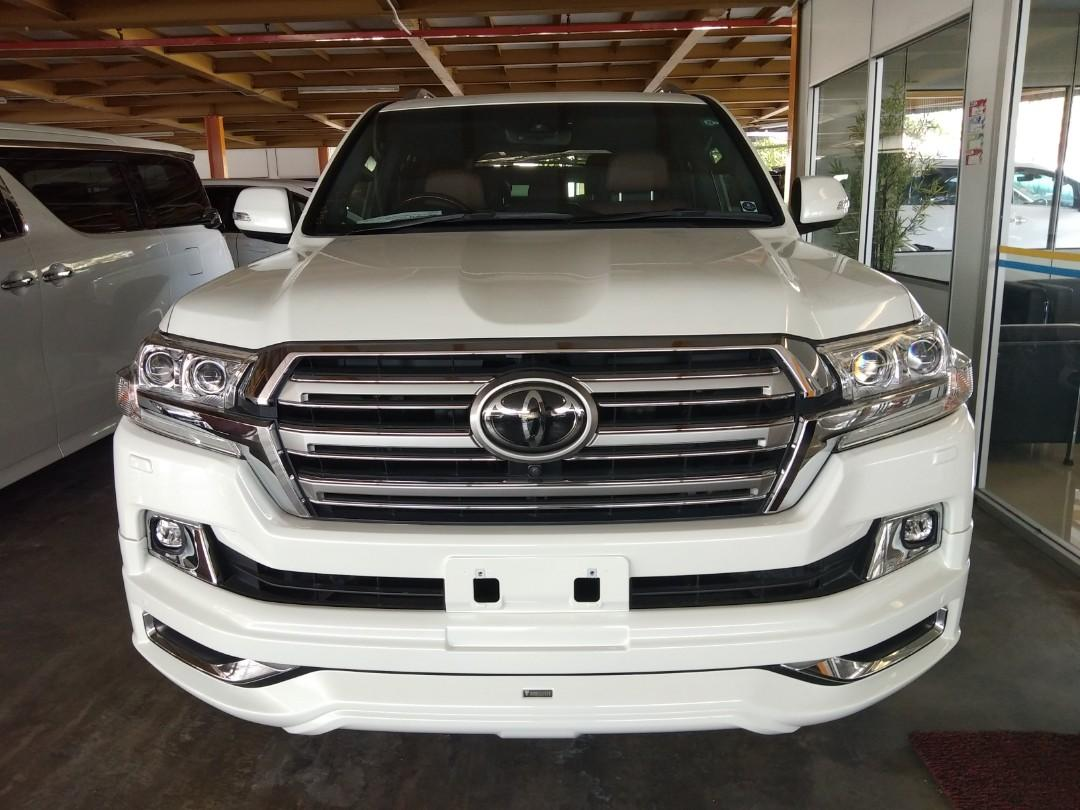 2016RWCON TOYOTA LAND CRUISER 4.6ZX AT on the road PRICE RM438,888.88👍🗣📱0⃣1⃣2⃣2⃣3⃣6⃣7⃣2⃣7⃣2⃣
