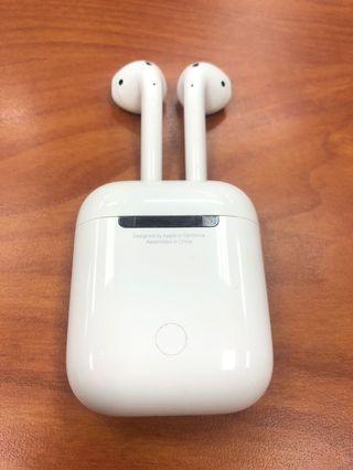 蘋果 Apple AirPods 1 第一代 原廠正版台灣公司貨 藍芽無線耳機