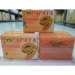 Sabun papaya by mamaya