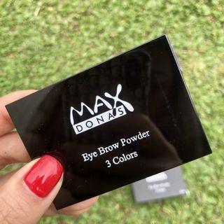 Eyebrow max powder