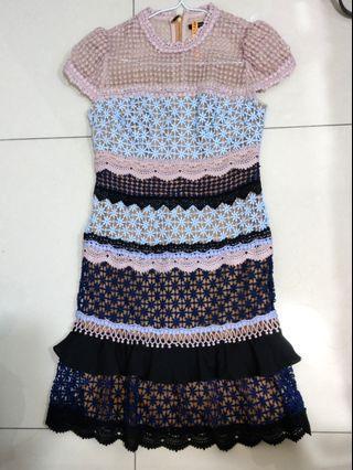 MOMA時尚短洋裝