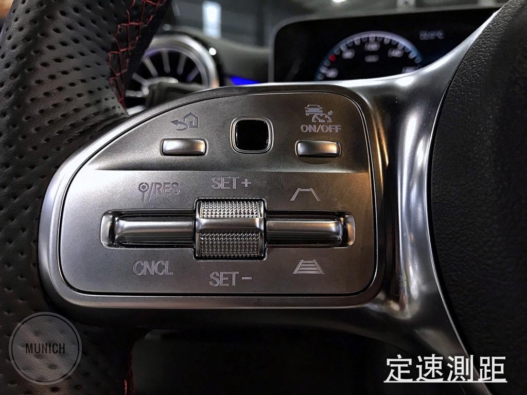 #9766 正19年 A250 AMG 夜色套件 智慧頭燈 柏林 跟車 環景