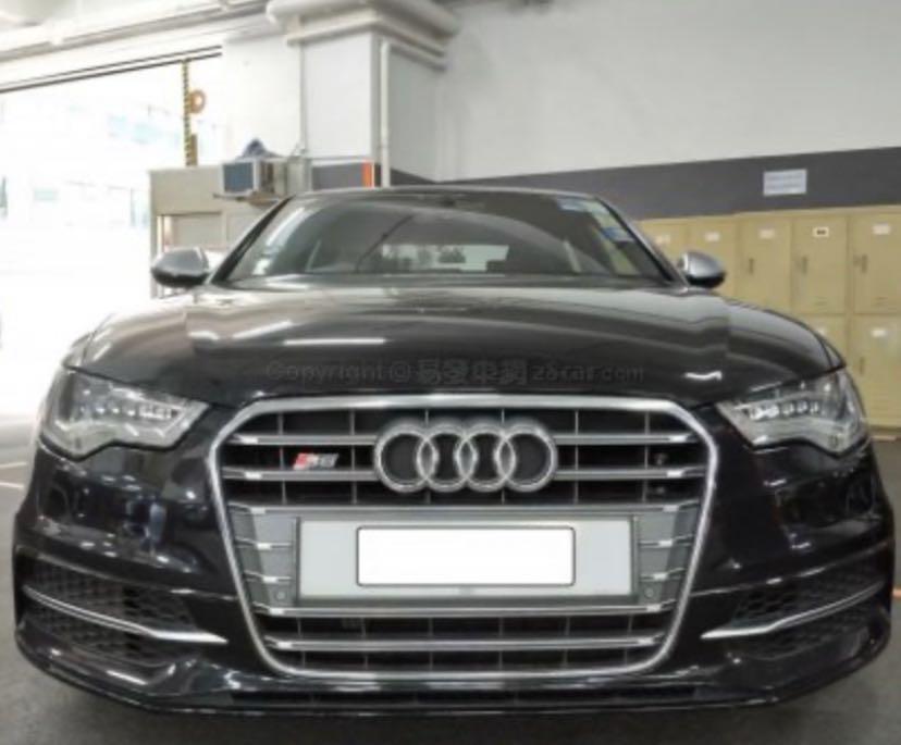 Audi S6 3999ccc Auto