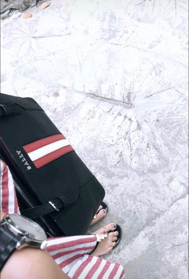 Bally Supra Totebag Shoulder bag #bally #joinmaret #totebag #payday #gooddeal #flashsale #prelovedbally #prelovedbags