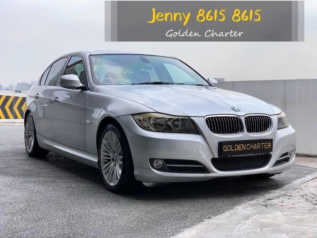 BMW 318i sunroof grab continental car Premium Audi Volkswagen Volvo conti car Mercedes <price is nett,before gojek rebate>