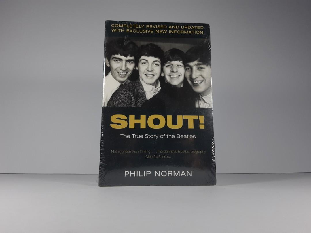 [Book Sale] Shout!: The True Story of the Beatles by Philip Norman (Biography)