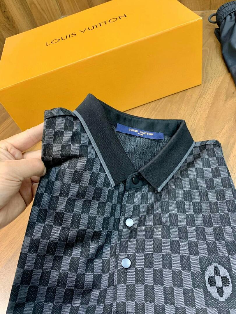 donkey card original single men bead with mesh cotton POLO lapels POLO unlined upper garment the Hong Kong company channels blockbuster high-end acura high luxury tasting platinum sheet is tasted ark of new products very very HKD