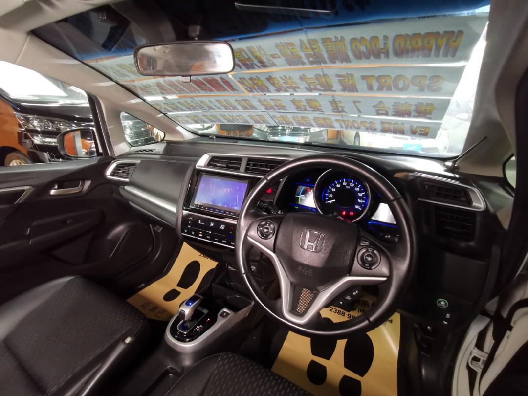 Honda Fit Hybrid GP5 Auto