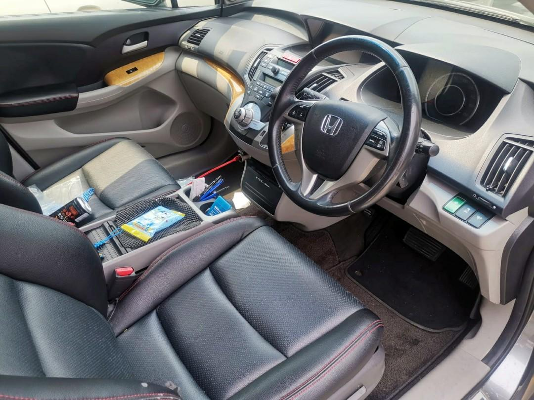 Honda Odyssey RB3 Auto