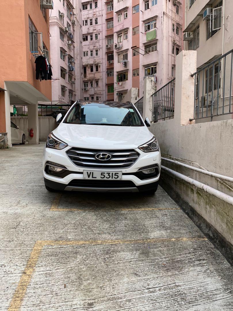 Hyundai Santa Fe 2.4 (A)