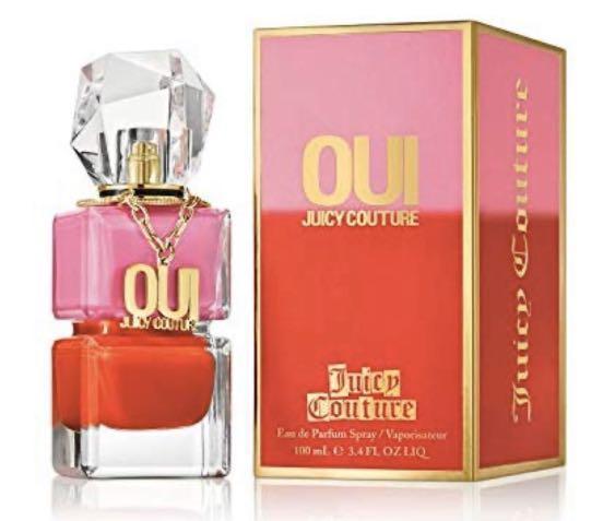 Juicy Couture Oui for Women - Eau De Parfum Spray, 3.4 ounces
