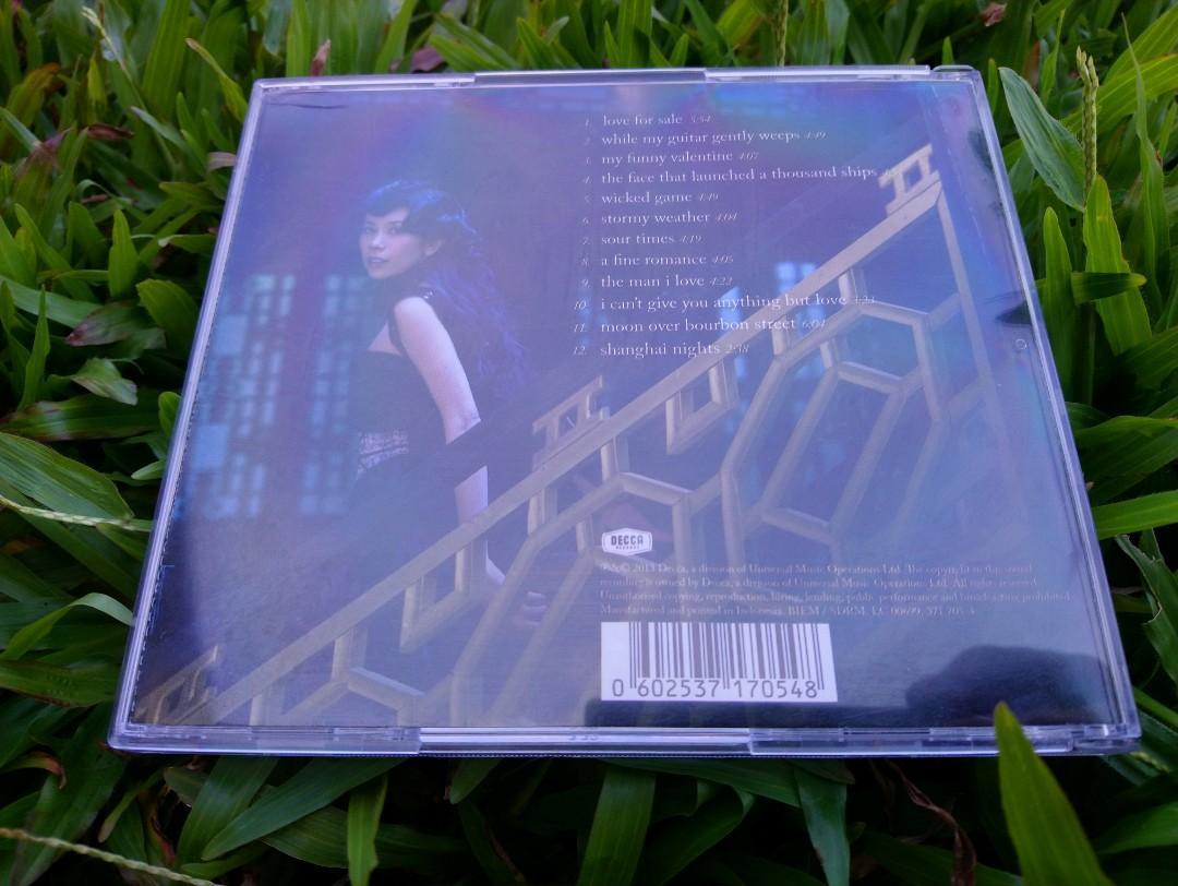 Karen mok-somewhere I belong(Indonesia Edition)-**with free Souvenir