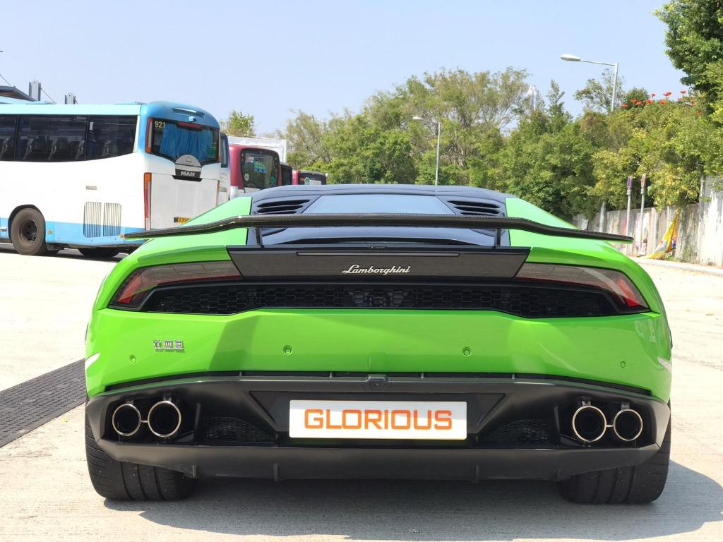 Lamborghini Huracán LP 610-4 Auto