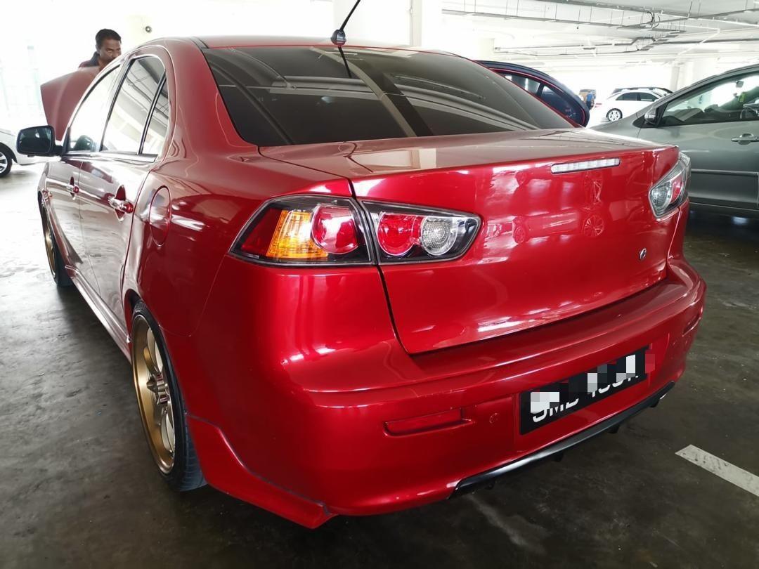 lancer GT2.0 3 COLOUR (SG CAR COMPLETE DOCUMENT, HALAL DI ATAS JALAN RAYA MALAYSIA)