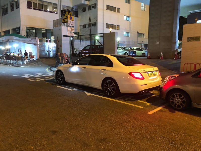 Mercedes-Benz E200 新款 Auto