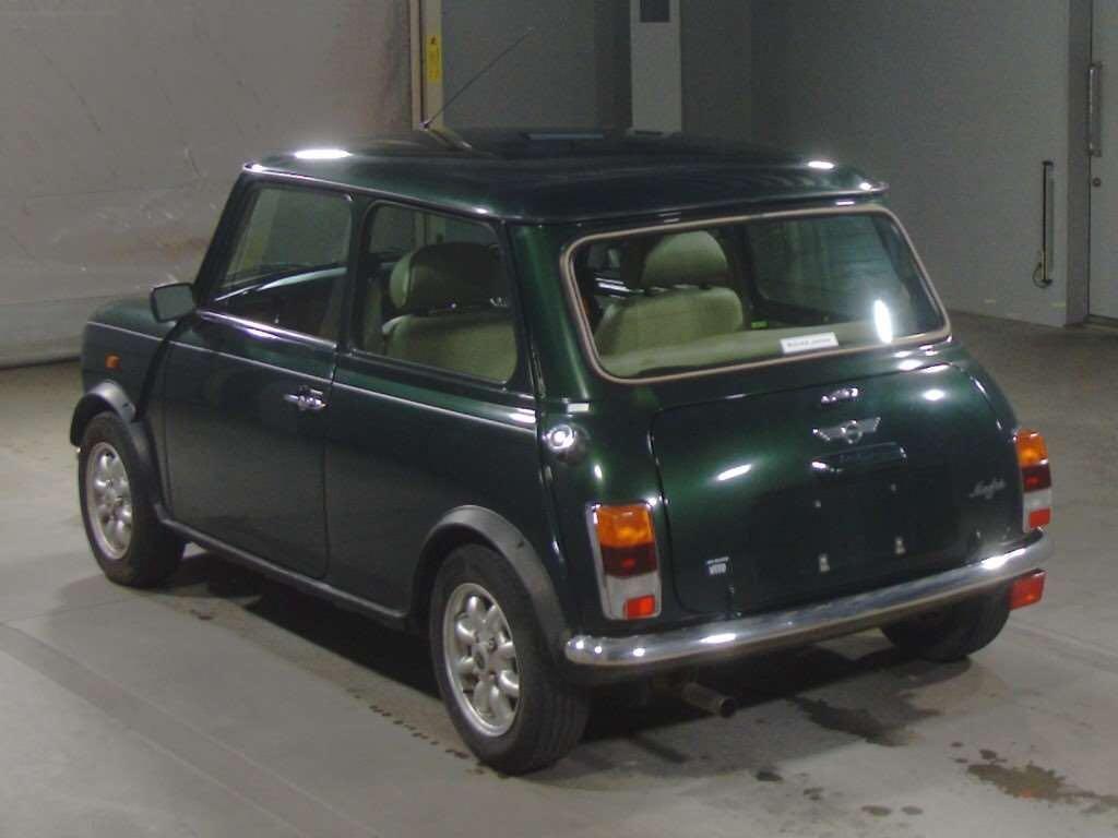 MINI Cooper Rover mini Auto