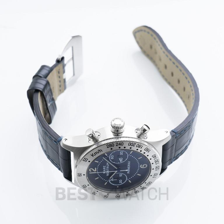 [NEW] Panerai Mare Nostrum Special Editions Manual-winding Blue Dial 42 mm Men's Watch PAM00716