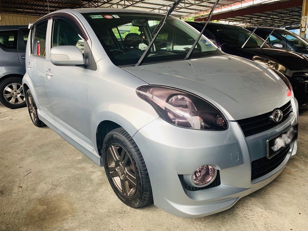 PERODUA MYVI 1.3(AUTO)SE-SPEC、THN 2011、CAR KING🚗💨X PERLU LESEN‼️X PERLU DEPOSIT‼️ON X ON⁉️