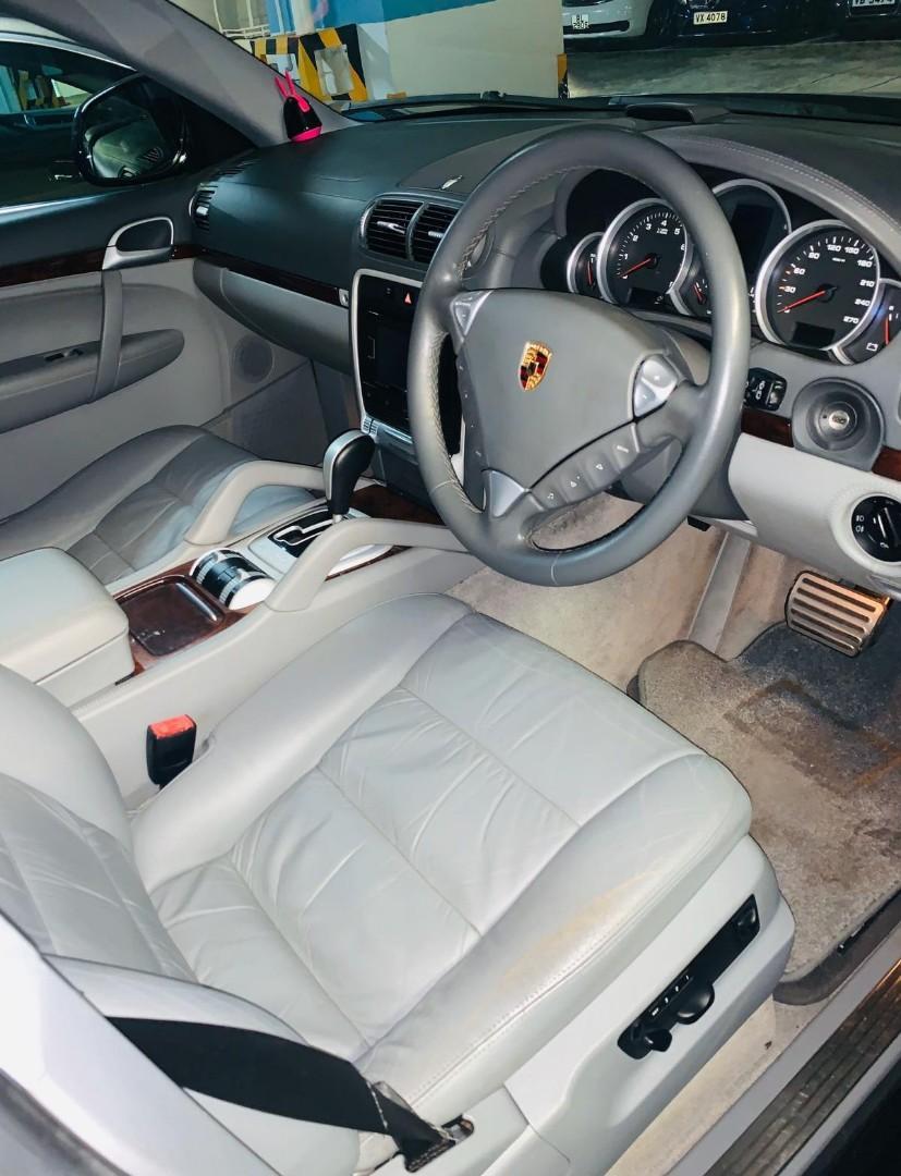Porsche 2005 Porsche  Cayenne S 2005 Porsche  Cayenne S Auto